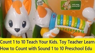 how to count 1 to 10 crawl 2019 leapfrog preschool videos early childhood education ttpm toy reviews