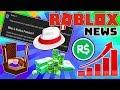 ROBLOX NEWS: Robux Price Increase, Premium Membership & Free Catalog Items - Builder's Club Gone?!