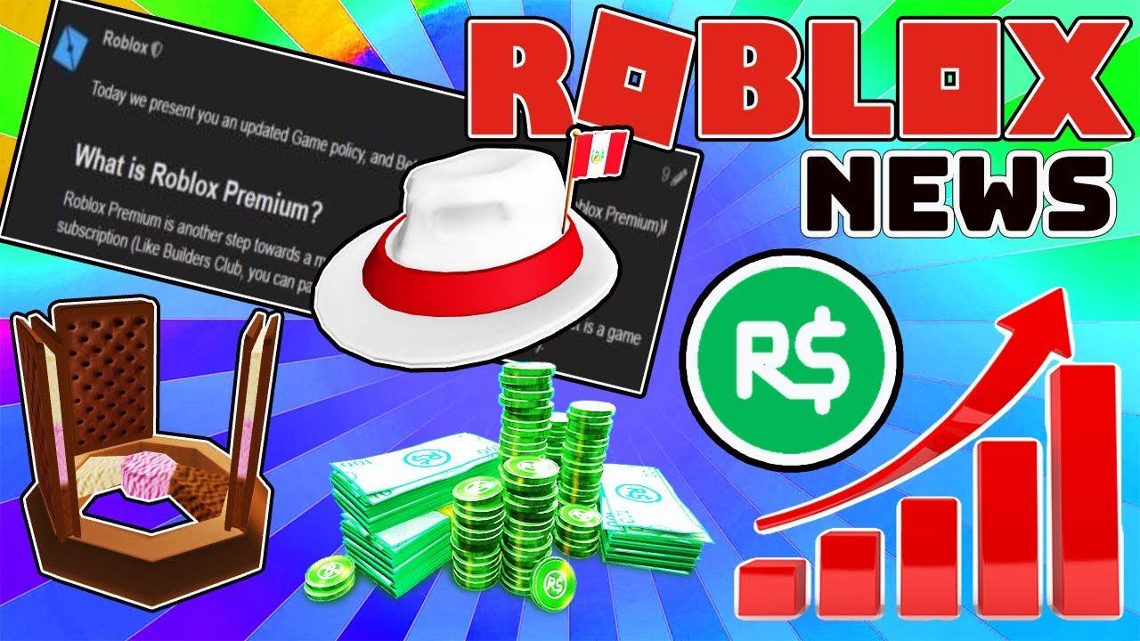 Roblox News Robux Price Increase Premium Membership Free
