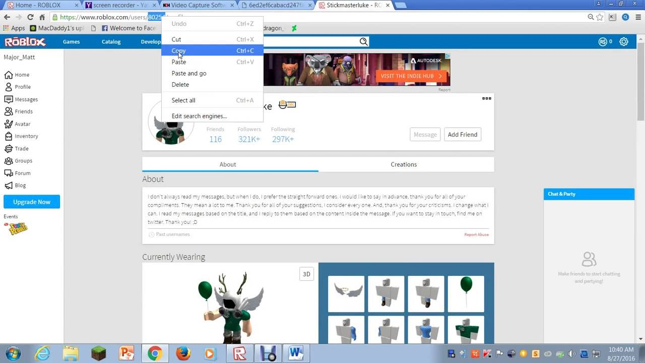 Roblox Stickmasterluke Hack - YouTube