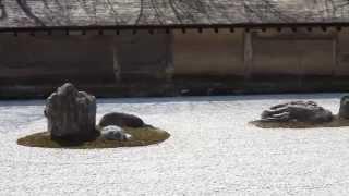 видео Камни в японском саду