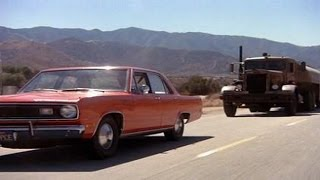 """""""El diablo sobrer ruedas"""" (Duel)  -Trailer (VO)"""