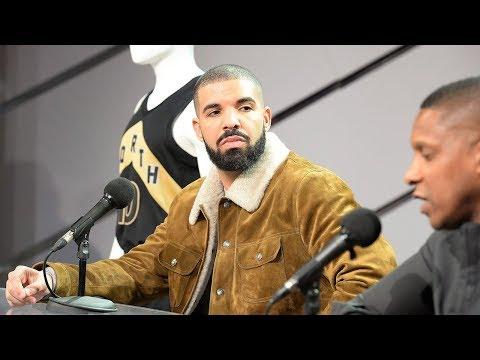 Drake announces expanded Toronto Raptors partnership