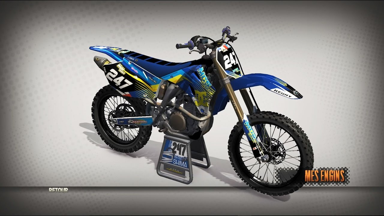 Yamaha Atv Skins Kit