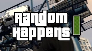 GTA V [HD+] Random Happens #01 - Tschüß, Auto! - [60 FPS] - German