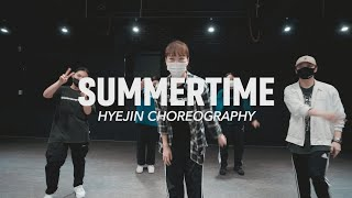 Beyonce - Summertime (Feat Diddy) || Hyejin CHOREO CLASS ll @대전 GB ACADEMY댄스 오디션 학원