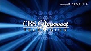 CBS Paramount Television 2006 Logo (with Wallpaper Variant)