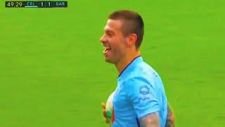 СМОЛОВ НАКАЗАЛ БАРСЕЛОНУ и МЕССИ забил гол и лишил 2 очков Сельта Барселона