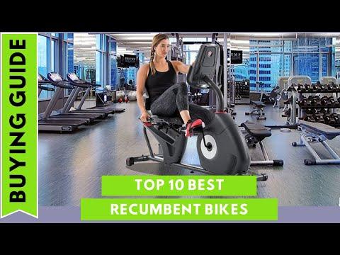 The 10 Best Recumbent Bike For Seniors || Best Recumbent Exercise Bikes In 2020 [Updated]