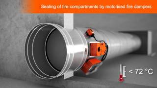 Belimo Safety Solutions (Fire protection scenarios)
