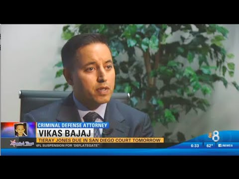 Attorney Vikas Bajaj featured on San Diego CBS 8 News