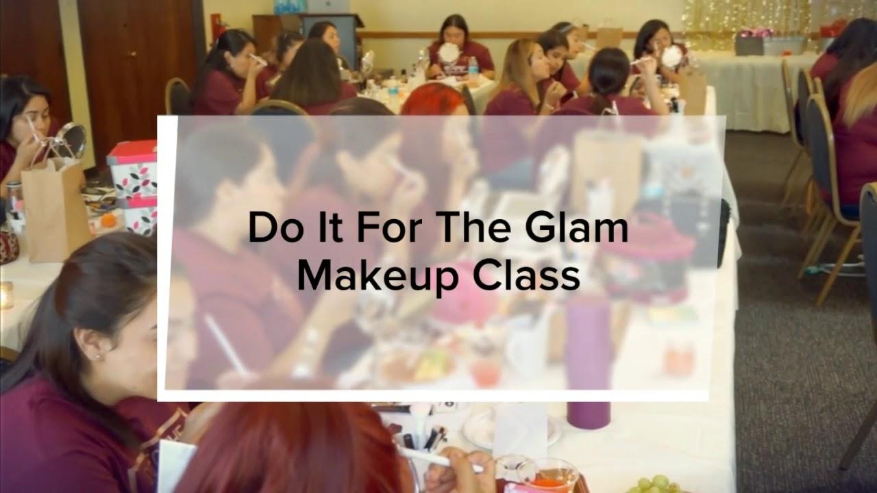 Morales Gal Makeup Class