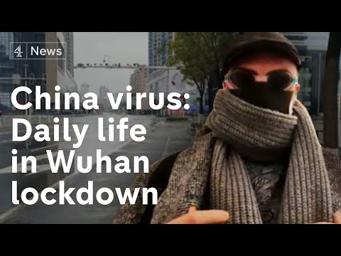 Inside Wuhan: Daily