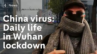 Download Inside Wuhan: Daily life in China's coronavirus quarantine zone Mp3 and Videos