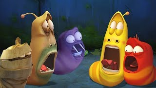 LARVA - A SPOOKY HALLOWEEN | Cartoon Movie | Cartoons For Children | Larva Cartoon | LARVA Official