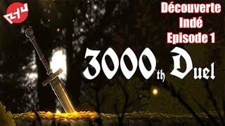 """3000th Duel Let's play FR - épisode 1 - Un castlevania """"moderne"""""""