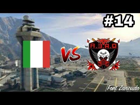 ITAL VS A3RO PART 14 * A SAGA CONTINUA*