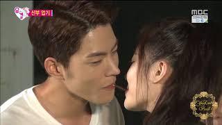 Download lagu Sweet moments of Hong Jong Hyun and Yura