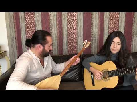 Dünya Kız Çocukları Günü'nde, Baba ve kızın düeti