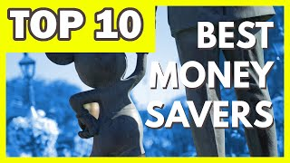 Best ways to save money at Disneyland | Fresh Baked Top 10
