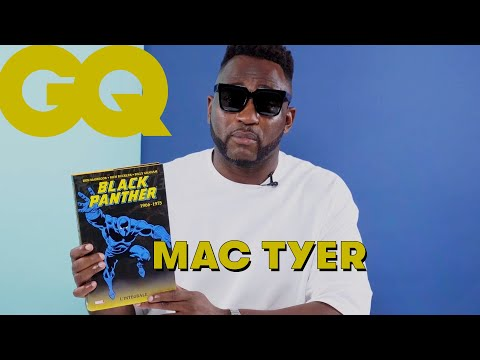 Youtube: Les 10 Essentiels de Mac Tyer (Rolex, disque d'or et Air Jordan)   GQ