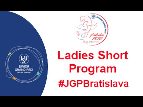 2015 ISU Junior Grand Prix Bratislava Ladies Short Program