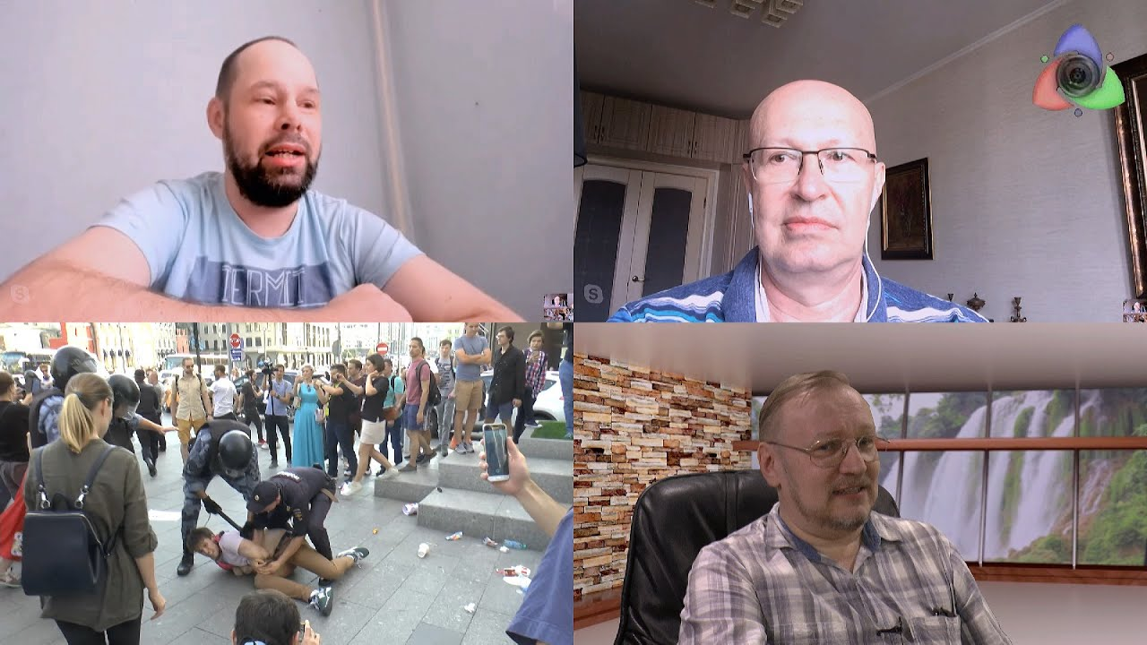 Валерий Соловей: Паранойя власти на улицах Москвы