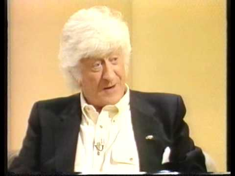 Jon Pertwee Interview on Wogan - March 1989 (Part 1 of 2)