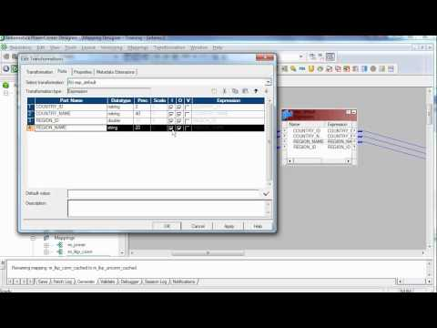 unconnected lookup in informatica with example