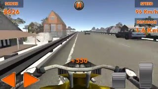 ATV City Traffic Racing 3D - Gameplay Trailer