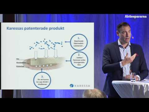Aktiedagen Stockholm – Karessa Pharma