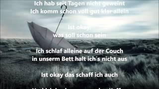 Ich muss immer an dich denken - SDP (lyrics)