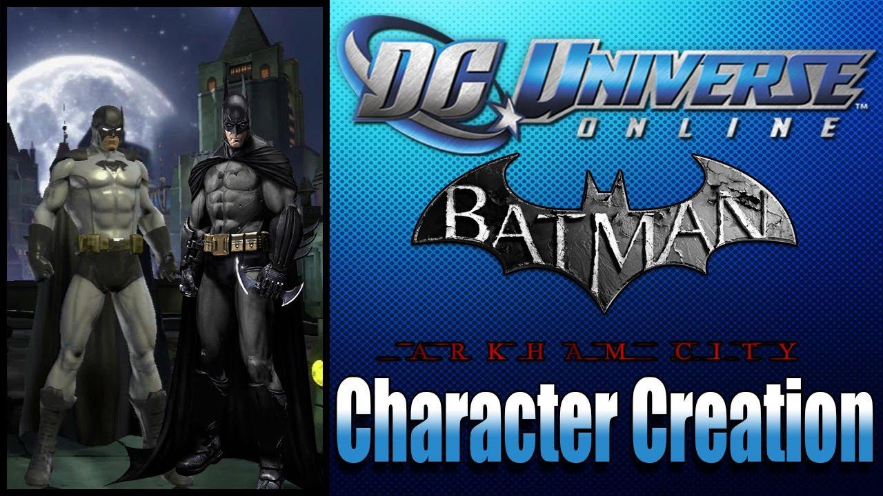 Batman (DC Universe Online) by Macgyver75 on DeviantArt