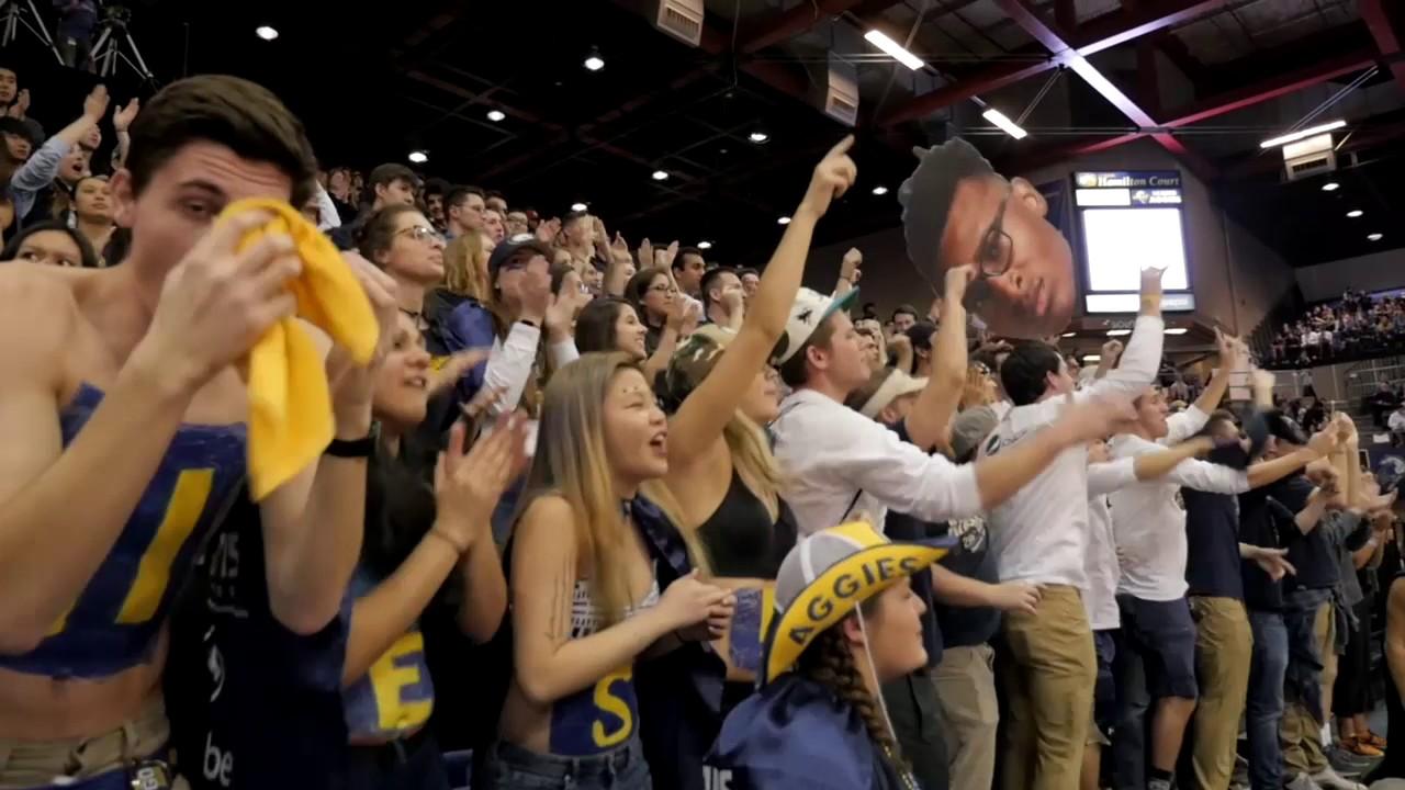 Great Win on ESPNU
