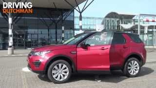 Rijtest Land Rover Discovery Sport SD4