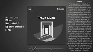 Troye Sivan Bloom - Recorded At Spotify Studios NYC.mp3