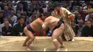 Мартовский турнир по Сумо 2016, 7-9 дни Хару Басё Осака  Haru Basho Osaka