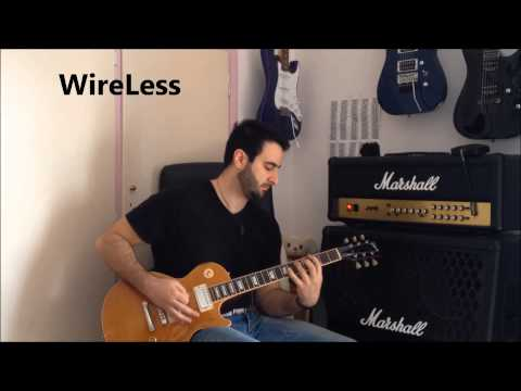 Wireless guitar system vs Guitar cable