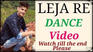 REPLY TO LEJA RE   LEJA RE MALE Version BY SHIVAM GROVER    REPLY TO LEJA RE DANCE   LEJA RE DANCE  