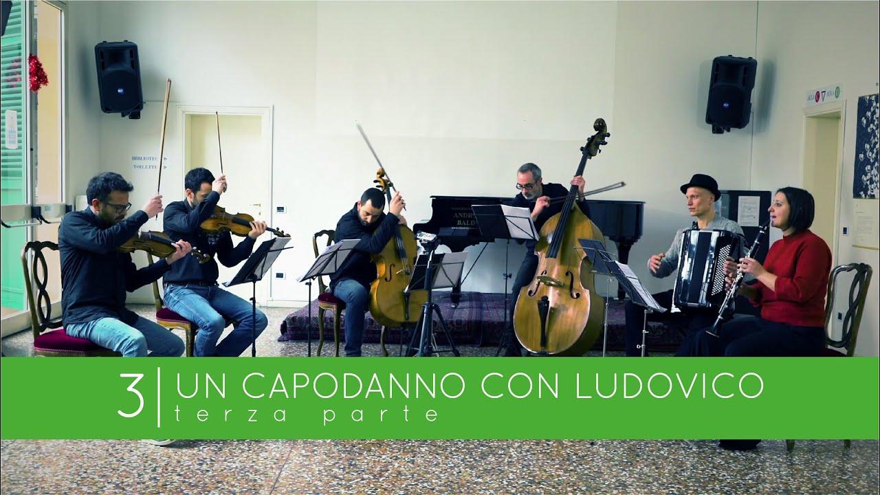 Un Capodanno con Ludovico | Terza Parte: dedicata a chi ci sostiene | 3 brani di Johann Strauss I