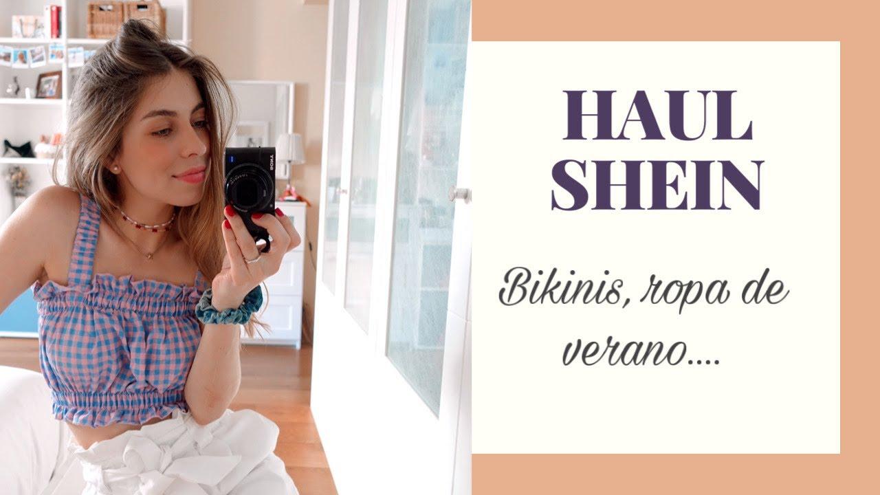 HAUL BIKINIS Y ROPA DE VERANO SHEIN | Irene Bravo