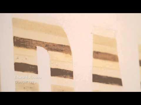 ARTIST ROOMS: Ed Ruscha