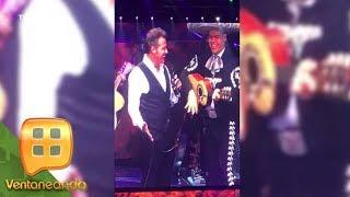 Luis Miguel decepcionó a sus fans: lo abuchearon y decían que estaba ¡borracho o drogado!