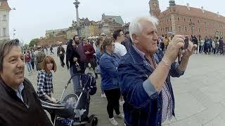 Wojskowy flash mob zaprasza na defiladę - SPOT