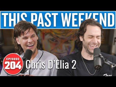 Chris D&39;Elia 2  This Past Weekend w Theo Von 204