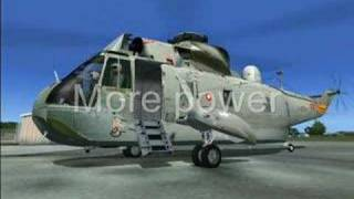 Westland Seaking RR Soundpack