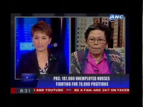 THE RUNDOWN tackles the nursing crisis, July 8, 2010 (Part 1 of 3)