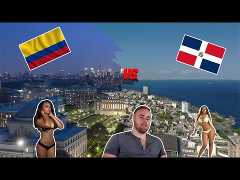 Colombia Vs. Dominican Republic: A Gringo's Go-To Guide