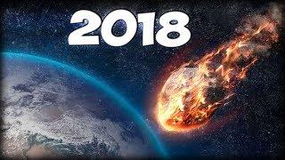 Ça va arriver en 2018 ! Pluie de météorites, conquête spatiale, éclipses, Tiangong-1 ...