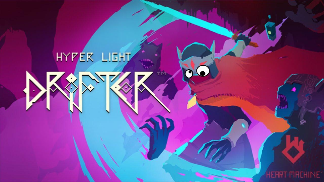 Hyper Light Drifter Death Montage Mega Fail The Game